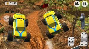 monster truck racing games monster truck cross river video
