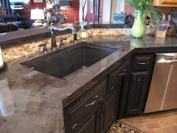 Concrete Kitchen Countertops How To Pour And Install Concrete Countertops In Your Kitchen