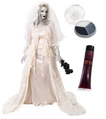 ghost wedding dress ghost heartbroken wedding dress costume miss