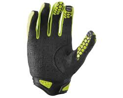 youth motocross gloves specialized enduro long finger glove navy hyper green 67115