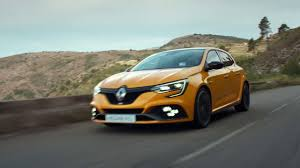 2017 new renault megane r s driving video youtube