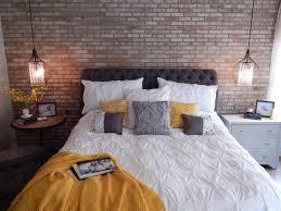Industrial Bedroom Ideas Master Bedroom Remodel Industrial Bedroom By Vip Interior Design