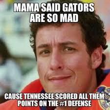 Florida Gator Memes - best sec memes heading into week 9