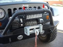 Led Light Bar Mounts Dodge Ram Auxbeam 1 5 U201d Adjustable Led Light Bar Mount Clamps