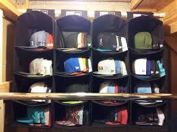 prissy inspiration hat organizer for closet plain design new era