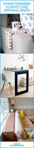 Space Home 10 Ways To Squeeze Furniture Into Small Spaces Room Small