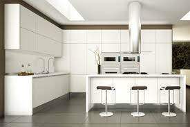 Thermofoil Cabinets Modern Style White Thermofoil Cabinet Doors With White Woodgrain
