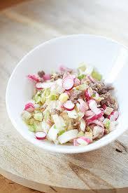 cuisiner du celeri cuisiner le celeri branche salade de radis endives et céleri