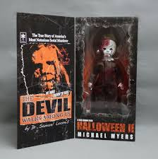 Rob Zombie Halloween 2 Cast by S1 Living Dead Dolls Presents Rob Zombie Halloween 2 Michael