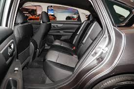 nissan maxima midnight edition interior nissan brings special midnight edition package to six models