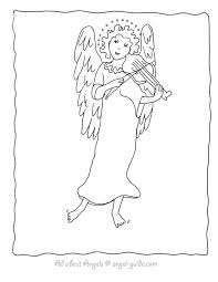 55 angel drawings color images angel