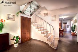 Banisters Decor Banisters In Metal Handrails For Straight Staircases By