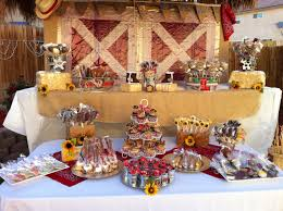 interior design amazing country themed party decorations