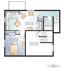 income property floor plans multi family plan w2779 v2 detail from drummondhouseplans com