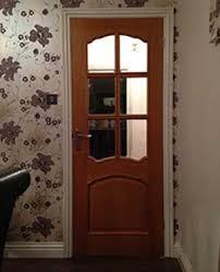 Interior Door Fitting Interior Exterior Doors La Carpentry Property Maintenance