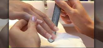how to remove acrylic nails with a soak nails u0026 manicure