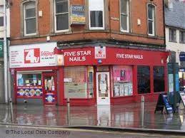 five star nails local data search