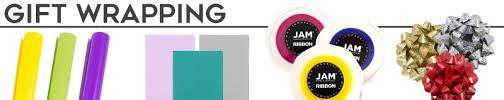 Gift Wrapping Accessories - gift wrapping accessories bows ribbon tissue paper jampaper com
