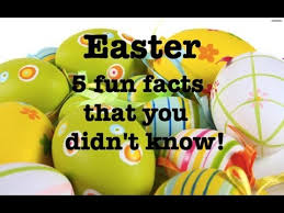 easter facts trivia easter 5 fun facts that you probably did not know youtube