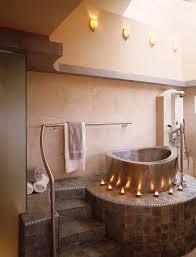 bathroom trendy round stone bathtub 1 bathroom small bathroom