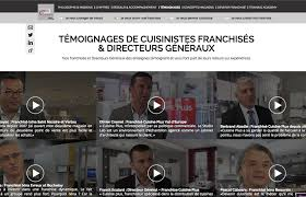 groupe cuisine plus louis andre digital project director author and professor of