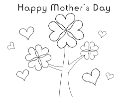 mother s day coloring sheet coloring happy mothers day coloring pages free in conjunction