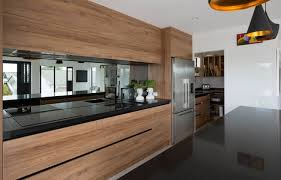 black kitchen cabinets nz mirror glass splashbacks smokey grey antique finish