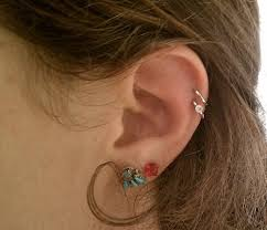 earring top of ear top 8 different types of ear piercings sector definition