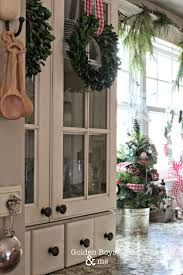 Country Christmas Decorating Ideas Home 545 Best Country Christmas Images On Pinterest Christmas Time