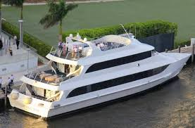 yacht event layout yacht charter services for large corporate events and parties in miami
