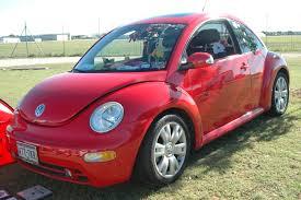 volkswagen beetle red 2504 texas vw classic
