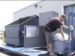 Garbage Compactor Bags 866 760 8194 Commercial Cardboard Baler And Indoor Trash