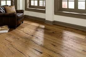 unique distressed hardwood flooring