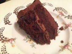 moogie u0026 pap death by chocolate cake desserts pinterest