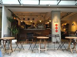 which side does st go on taipei taiwan minsheng community enjoy your street side coffee