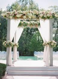 wedding arches chicago interesting wedding gazebo decoration with curtain and flower