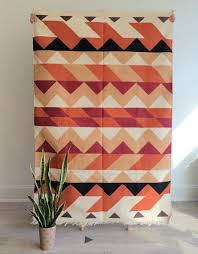 Colorful Aztec Rug Wolves Within Hand Made Wool Rug Shop Home Of The Brave