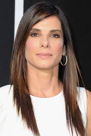 long layers with bangs hairstyles for 2015 for regular people 25 sandra bullock hairstyles sandra bullock hair pictures