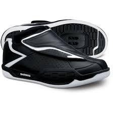leather bike shoes wiggle com shimano am45 spd mountain bike shoes offroad shoes