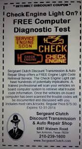 free check engine light test near me check engine light free diagnostic test www lightneasy net