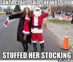 Stocking Meme - santa claus stocking stuffer by teri mcdevitt meme center