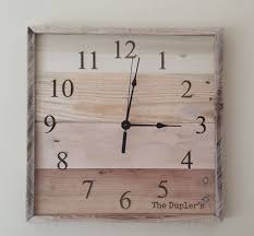 anniversary clock gifts 95 best handmade clocks recycled re purposed images on