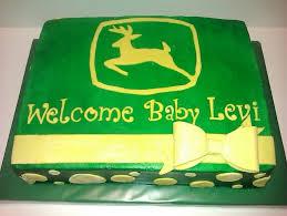 deere baby shower deere baby shower cakecentral