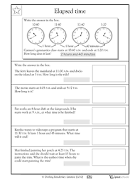 elapsed time worksheets 4th grade elapsed time math elapsed time free printable