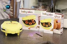 baby cakes maker donut with babycakes donut maker from the oven