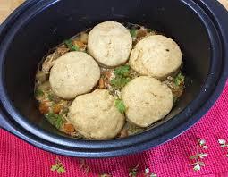 Fish Pot Pie by Slow Cooker Chicken Pot Pie Farmersgirl Kitchen