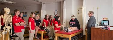 facilities athletic training carthage college