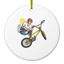 freestyle motocross ornaments keepsake ornaments zazzle