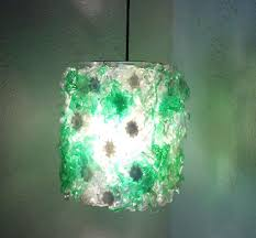 Lamps Made From Bottles This Light Made From Recycled Plastic Bottles Inhabitat Green
