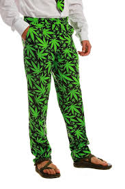 reefer madness weed leaf dress suit by opposuits